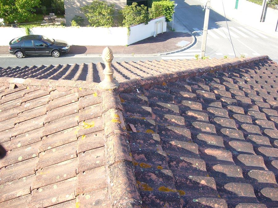 Traitement et rénovation de toiture à Gradignan